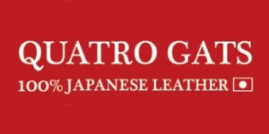 QUATRO GATS 100% JAPANESE LEATHER